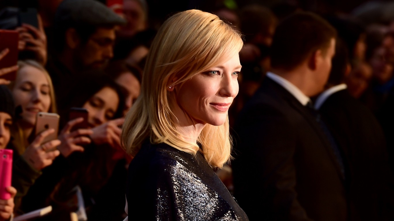 Cate Blanchett Calls Carol The 'Perfect Storm' For Her Creatively