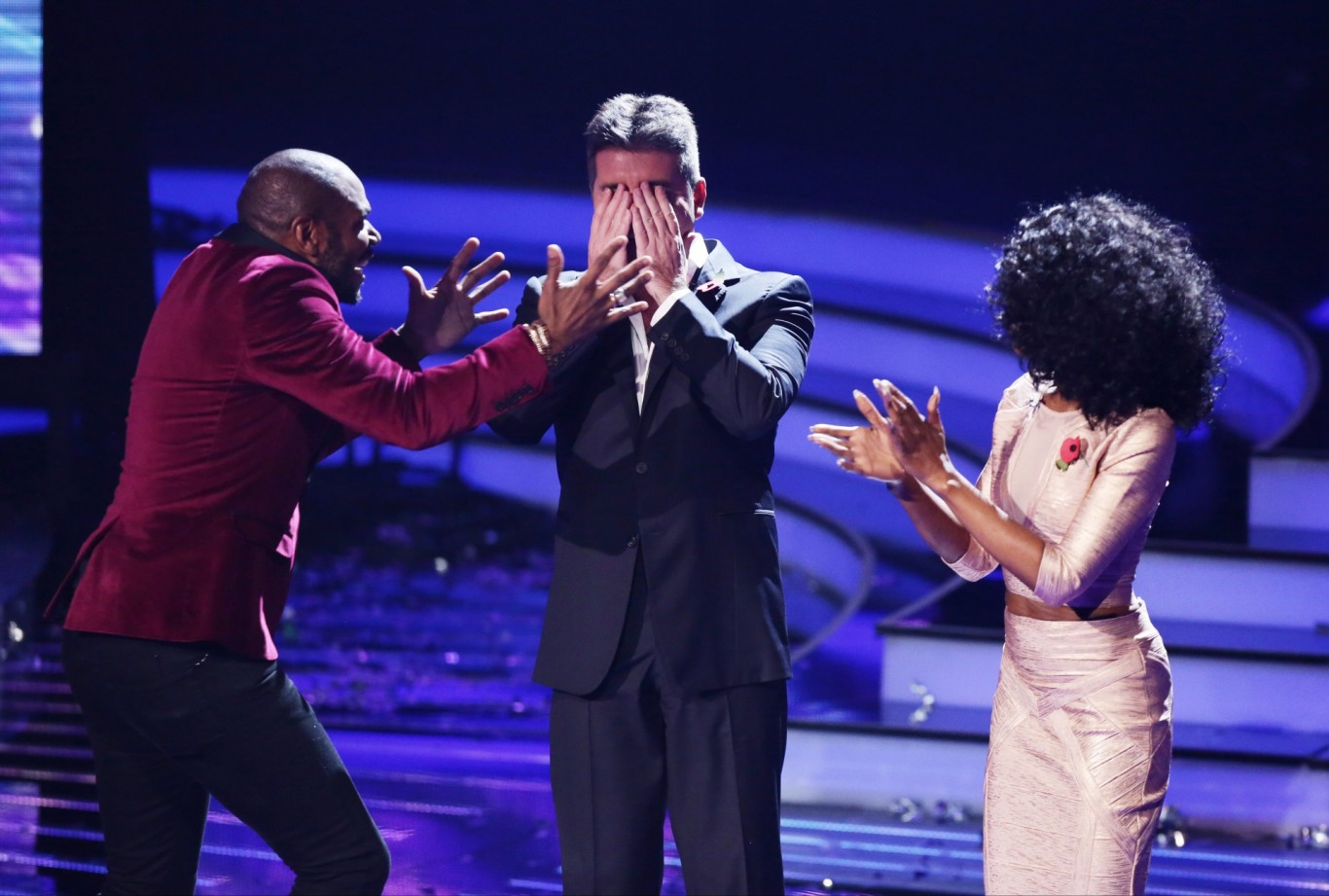Simon Cowell: Scrapping X Factor would be pointless