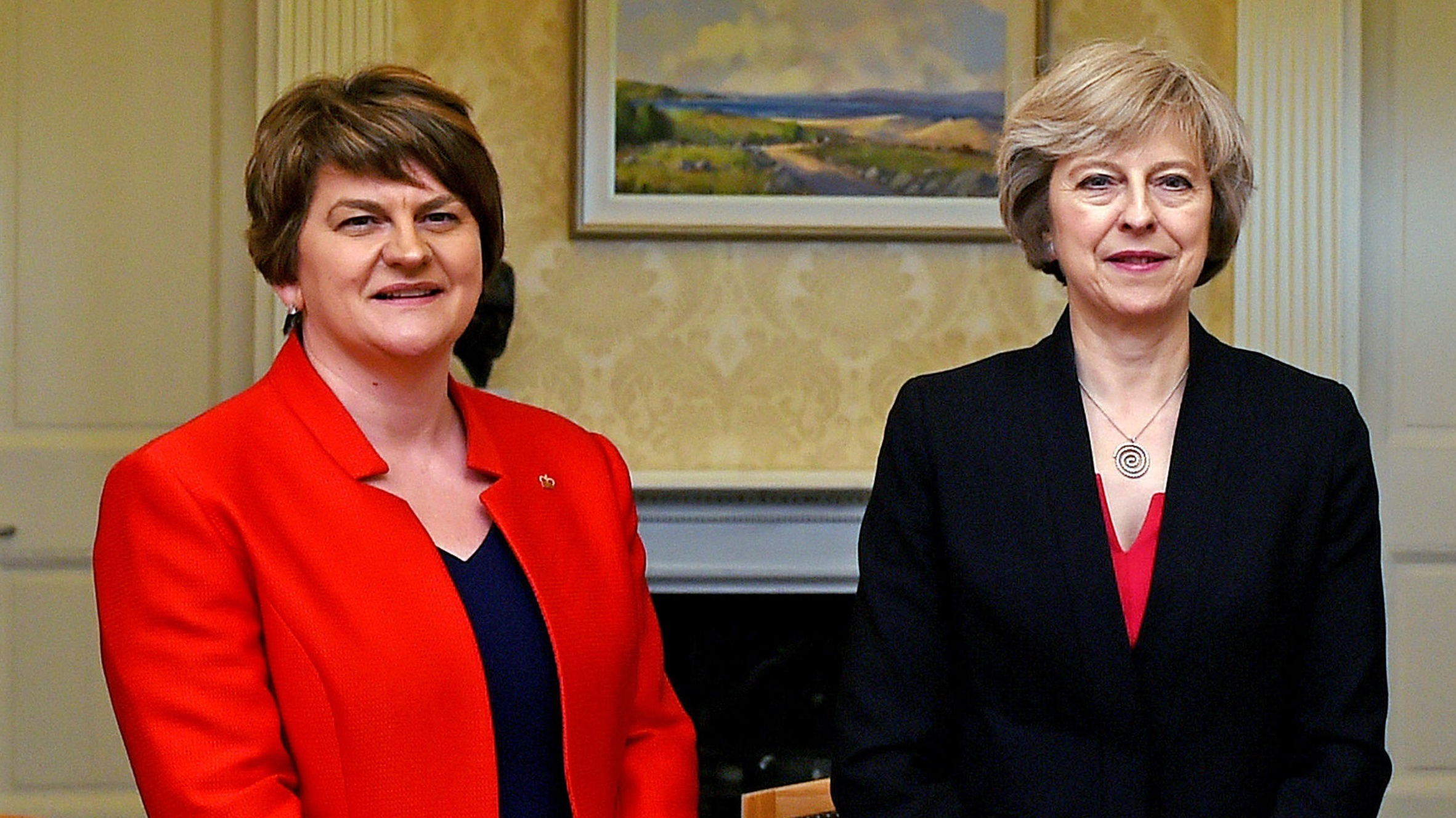 United Kingdom  government attempt stalled by Northern Ireland