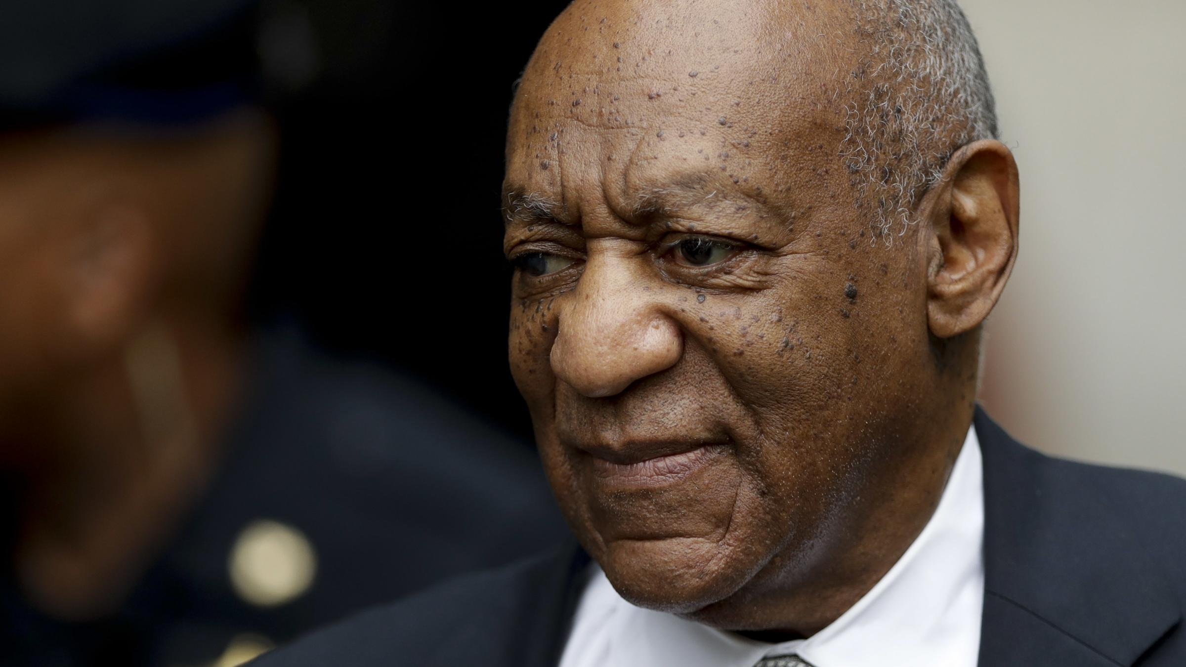 Good News for Rapists Everywhere, Bill Cosby Not Going to Jail